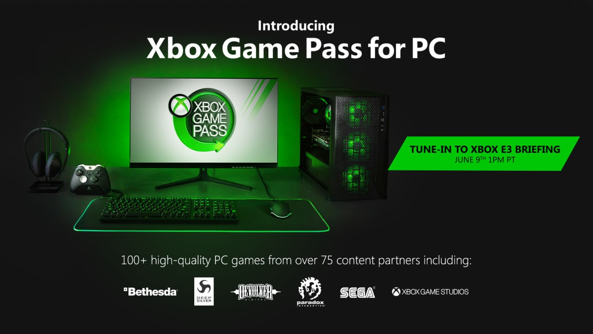 Xbox Game Pass for PC is coming soon with over 100 games