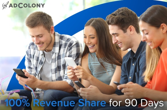 AdColony is launching a fund for in-app monetization.