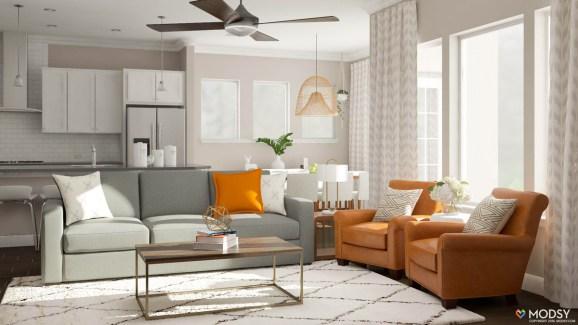 Modsy raises $37 million for shoppable 3D room remodeling