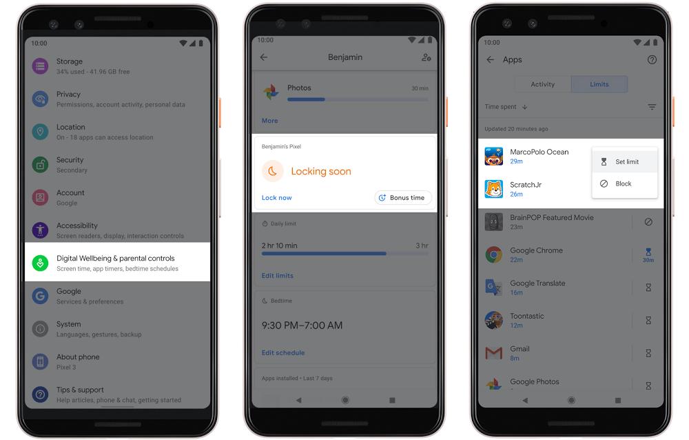 Google launches Android Q Beta 3 | VentureBeat