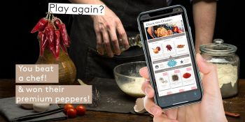 Chef League challenges you to improvise recipes like the pros