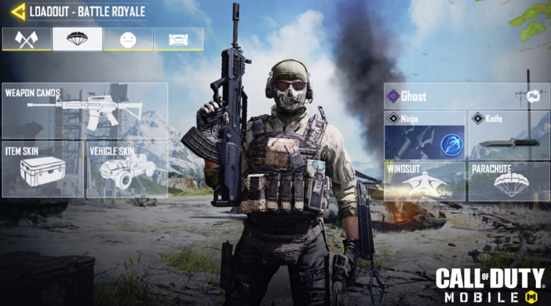 Activision reveals Call of Duty: Mobile -- Battle Royale