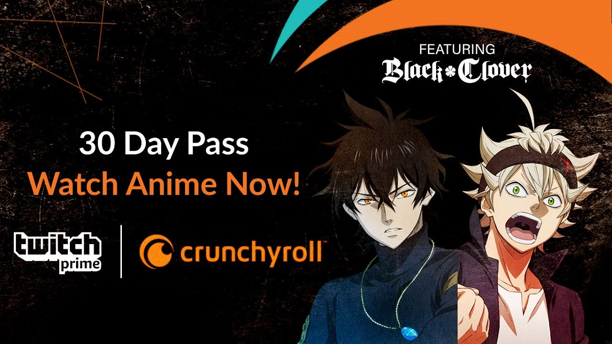 photo of Twitch Prime subscribers get 30 free days of Crunchyroll anime service image
