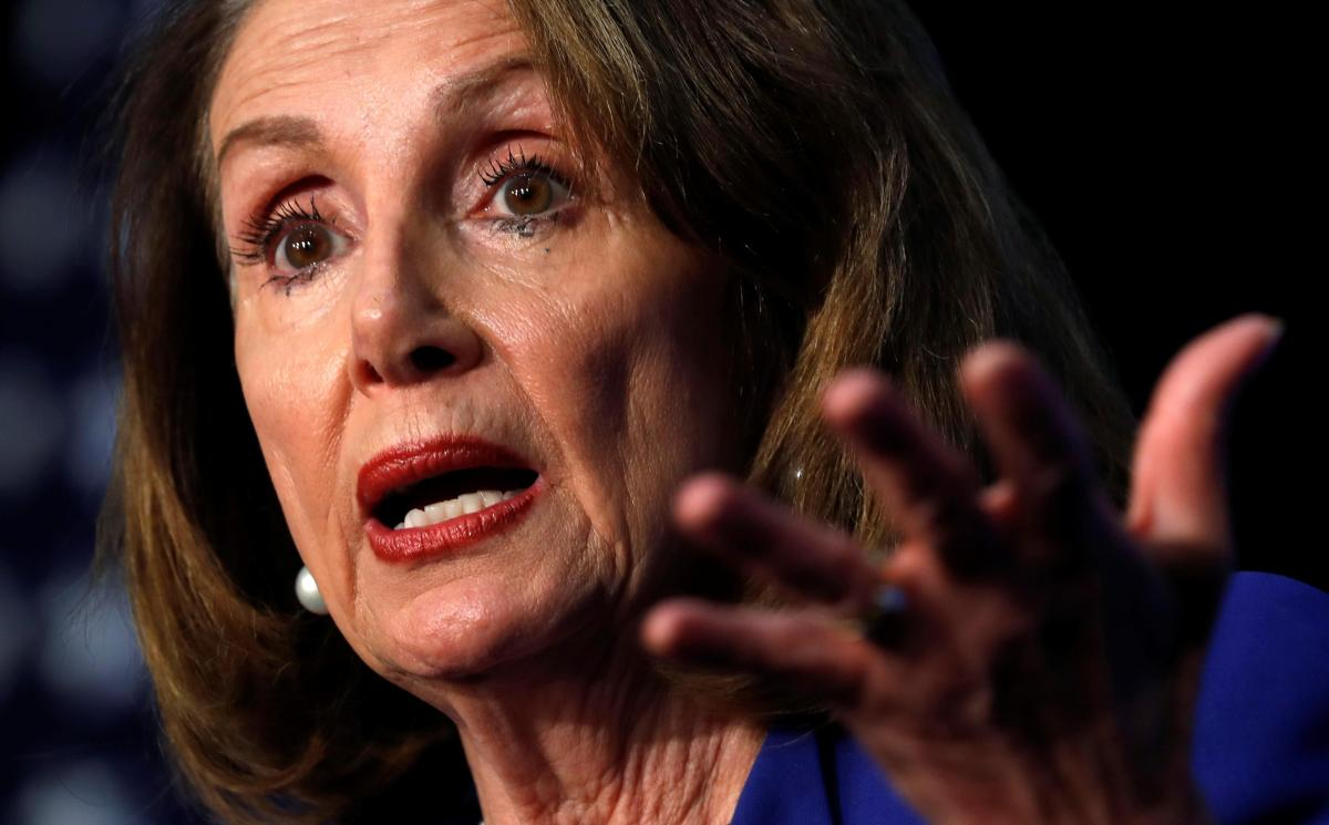 Nancy Pelosi: Facebook's refusal to remove video shows it enabled Russian election meddling