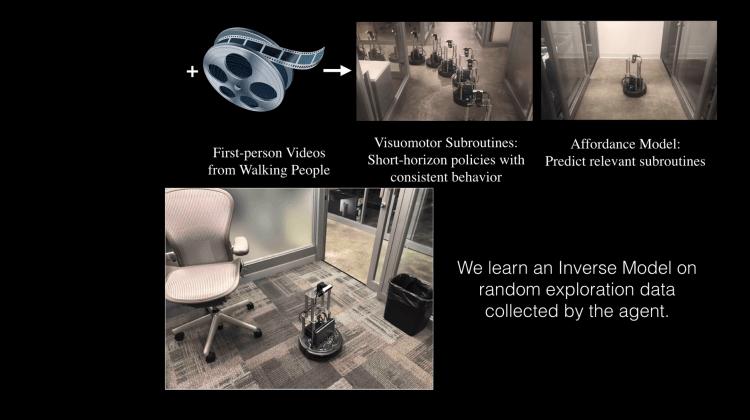 Facebook robot AI navigation