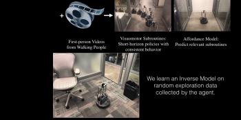 Facebook's AI learns how to get around an office by watching videos