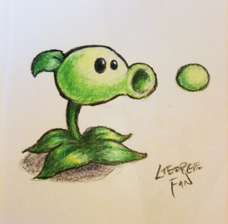George Fan created Plants vs. Zombies a decade ago.