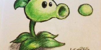 How George Fan created the wacky Plants vs. Zombies a decade ago
