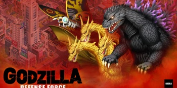 Nexon's Godzilla Defense Force rampages onto iOS and Android