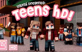 These are some HD teens, bro!