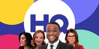 HQ Trivia's new host is Matt Richards.