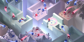 DeepMind's AI can defeat human players in Quake III Arena's Capture the Flag mode