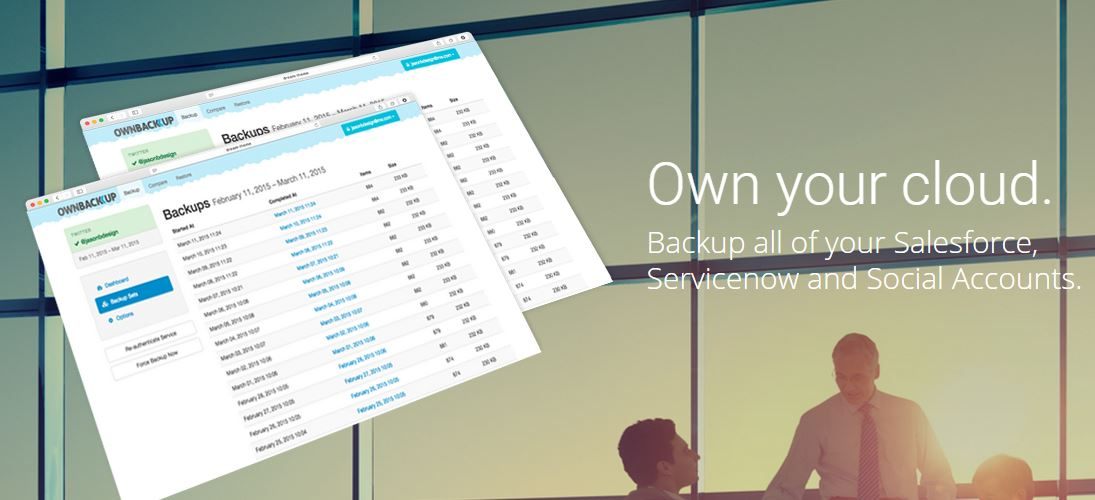 OwnBackup raises $23.25 million for data backup and restore services