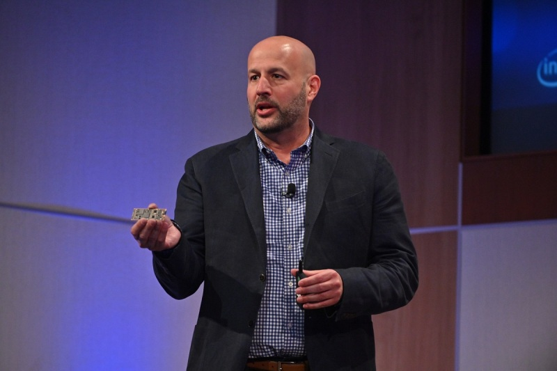 Intel executive Greg Bryant runs the client computing group.