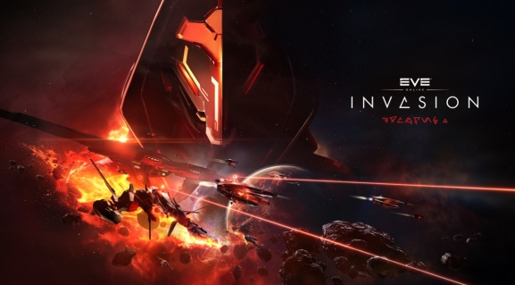 Invasion is the new expansion for EVE Online