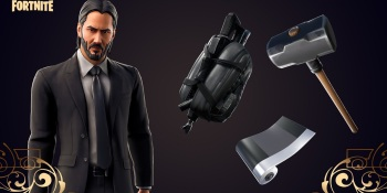 Fortnite launches an in-game John Wick bounty hunt