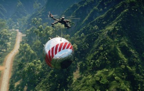Just Cause 4 is getting a spring update.
