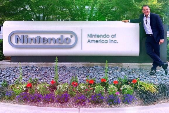 John Vignocchi at Nintendo.