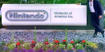 Nintendo adds ex-Gearbox, Disney Infinity EP John Vignocchi to its developer and publisher relations team