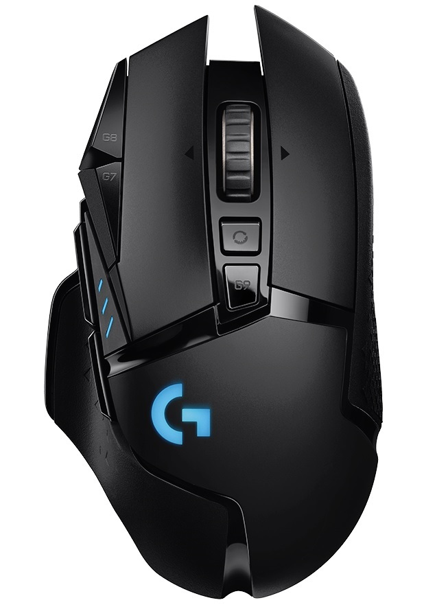 Logitech G502 Lightspeed Wireless Gaming Mouse costs $150.