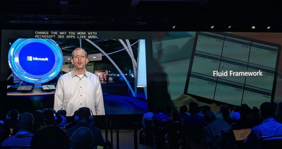 Microsoft Build 2019 Fluid Framework