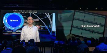 How Microsoft's Fluid Framework flows