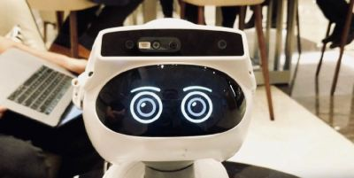 Meet Misty, an extensible robot empowered by Microsoft and