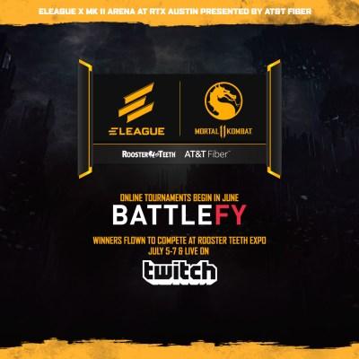 WarnerMedia and Eleague team up for Mortal Kombat 11 esports