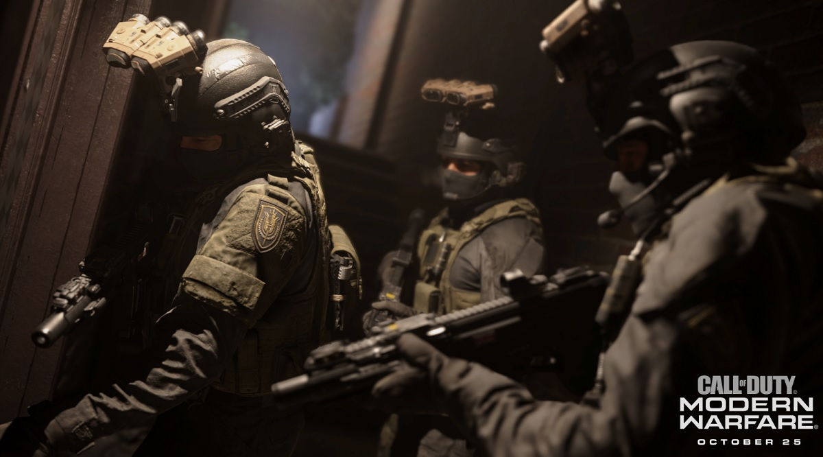 Call Of Duty Modern Warfare Impressions Taking War In A Frightening Direction Venturebeat