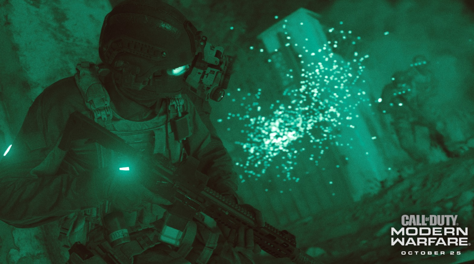 Call of Duty: Modern Warfare's photogrammetry captures