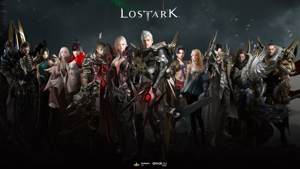 Lost Ark is coming soon from My.Games.