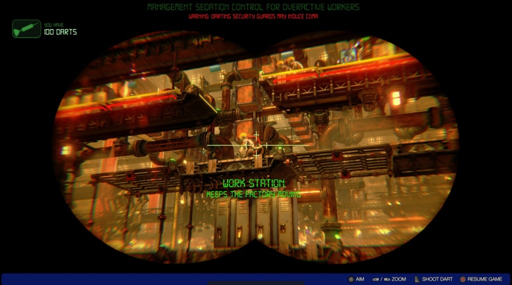 Oddworld: Soulstorm is a re-imagining of 1998's Oddworld: Abe's Exoddus.