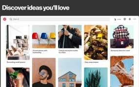 Pinterest Windows 10 app