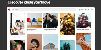 Pinterest's web app for Windows is now available