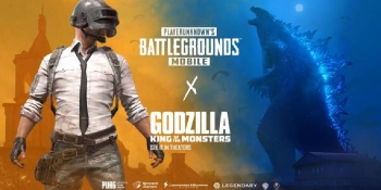 PUBG Mobile is doing a Godzilla: King of the Monsters crossover event