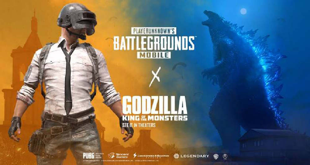Image result for Pubg Mobile Godzilla event