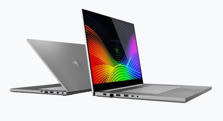 Razer Studio Edition laptops..