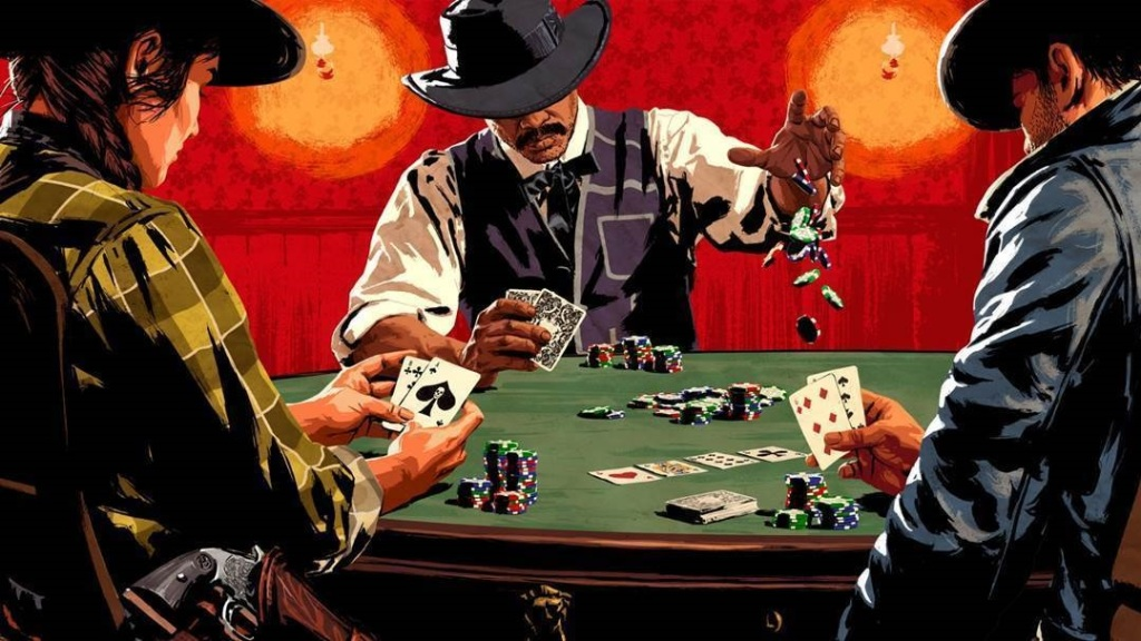 Poker has come to Red Dead Online