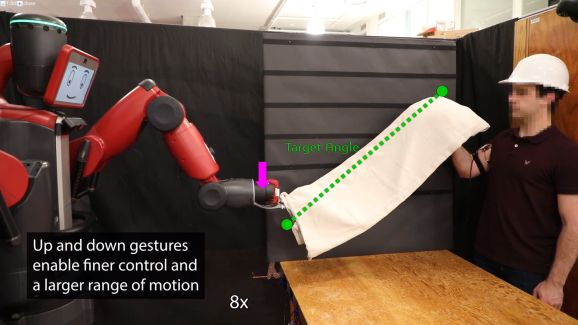 MIT CSAIL robot