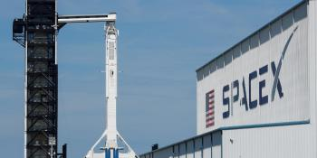 SpaceX satellites are being used by the Air Force to test encrypted internet for military planes