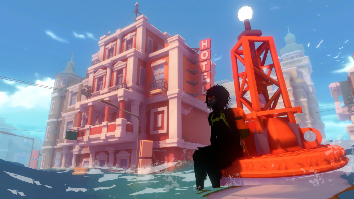 EA releases adventure game Sea of Solitude on July 5
