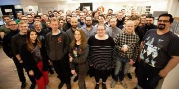 Tencent acquires Swedish game studio Sharkmob