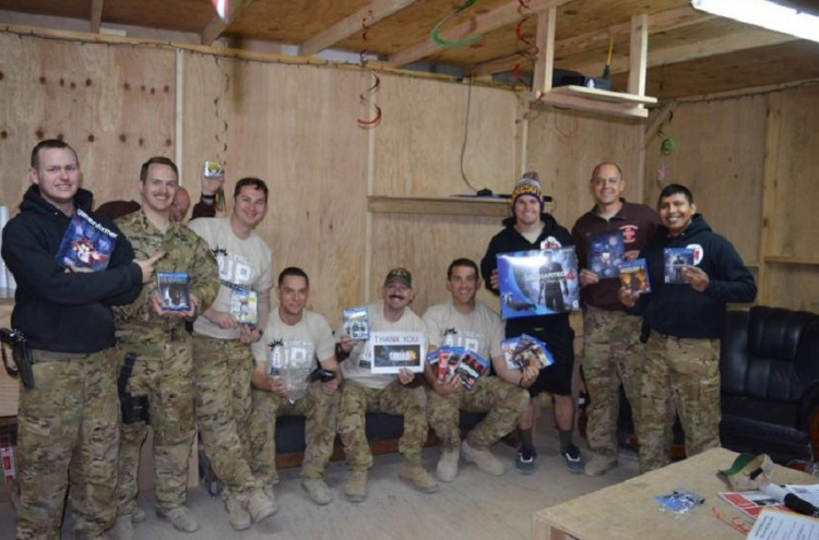 Stack Up helps veterans through games.