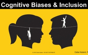 Unconscious bias affects everyone.
