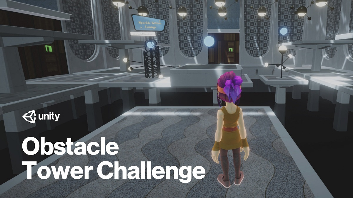 photo of Unity unveils round 2 of Obstacle Tower Challenge for game devs image