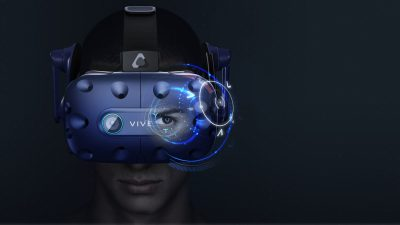 HTC's Vive Pro Eye arrives in Europe and China for roughly