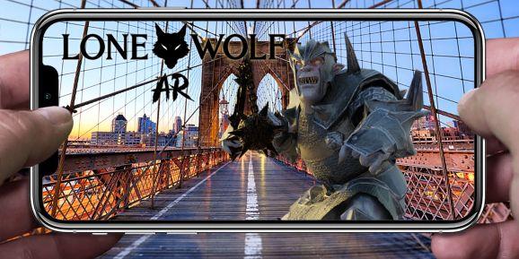 VisionizAR's Lone Wolf AR
