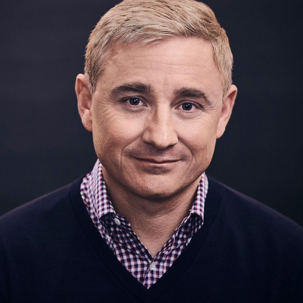Frank Gibeau, CEO of Zynga.