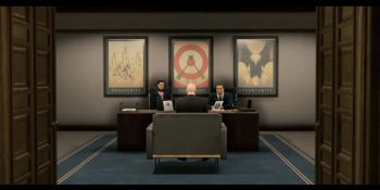 Agent 47 would probably make an excellent Wall Street executive.