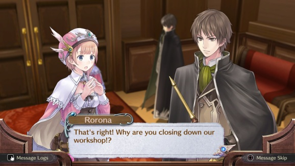 The Atelier series has carved out a solid spot in the niche RPG market.